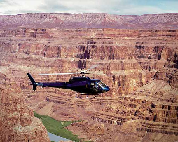 helikopter grand canyon
